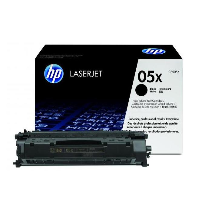 HP LaserJet CE505X