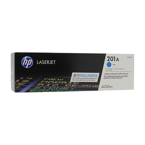 HP CF401A 201A